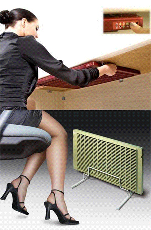 under desk Electric Heater | HairDyeColorUK